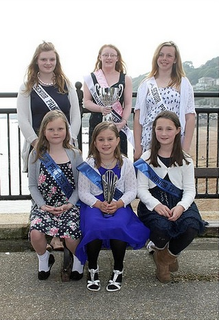 Ventnor Carnival Queens+Princesses