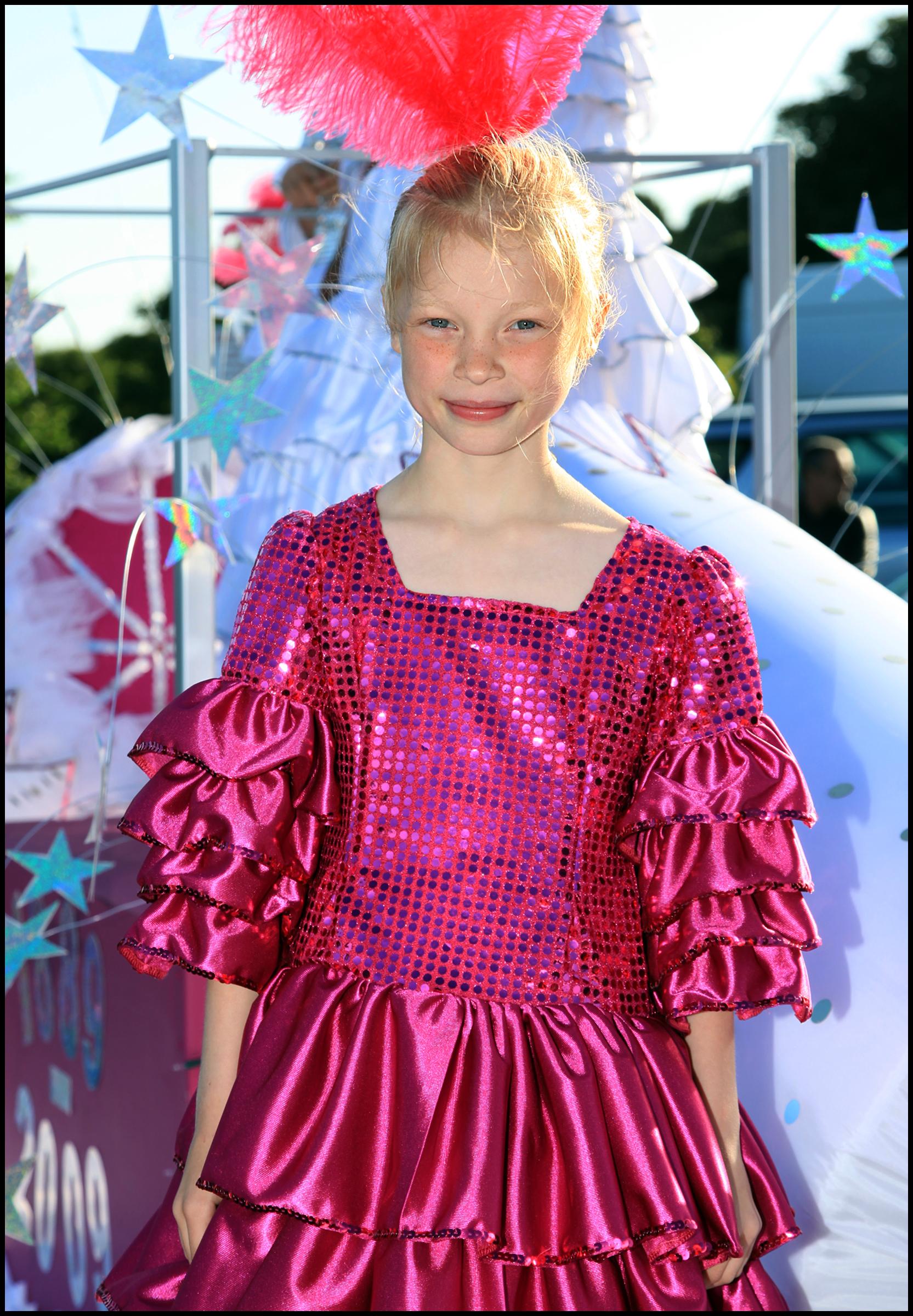 Emily- Junior Princess