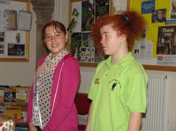 Izzy and Jess