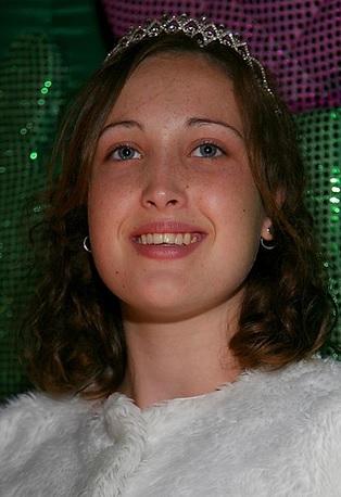 Hannah- Senior Queen