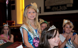 Leah- Junior Princess