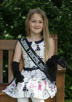 Jodi- Junior Princess