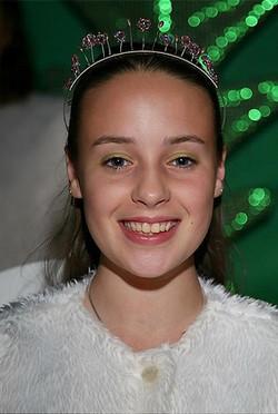 Yasmin- Senior Princess