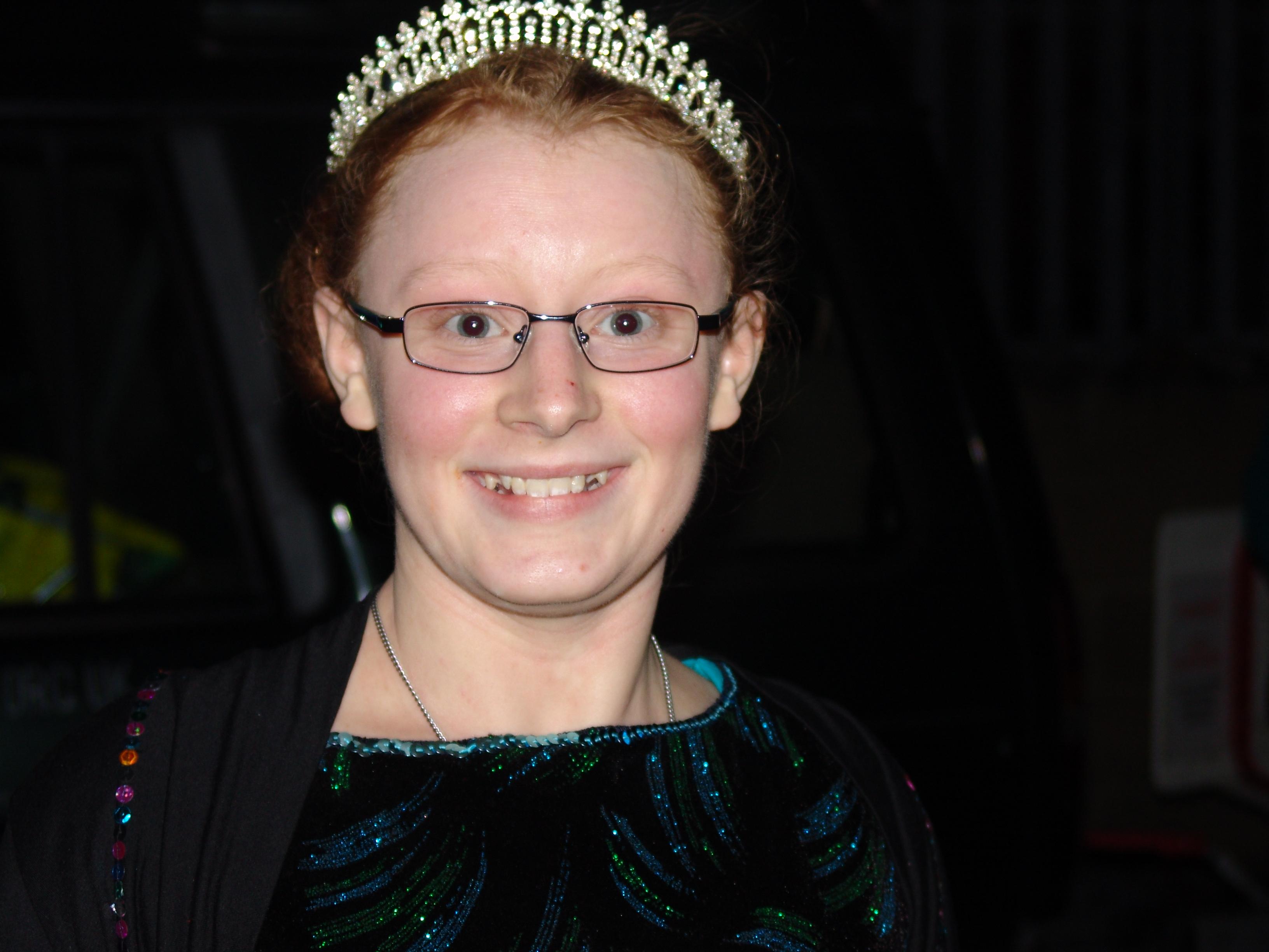 Eloise- Ventnor Senior Princess