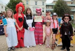 Carnival Entrants