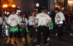 Unidos Samba band