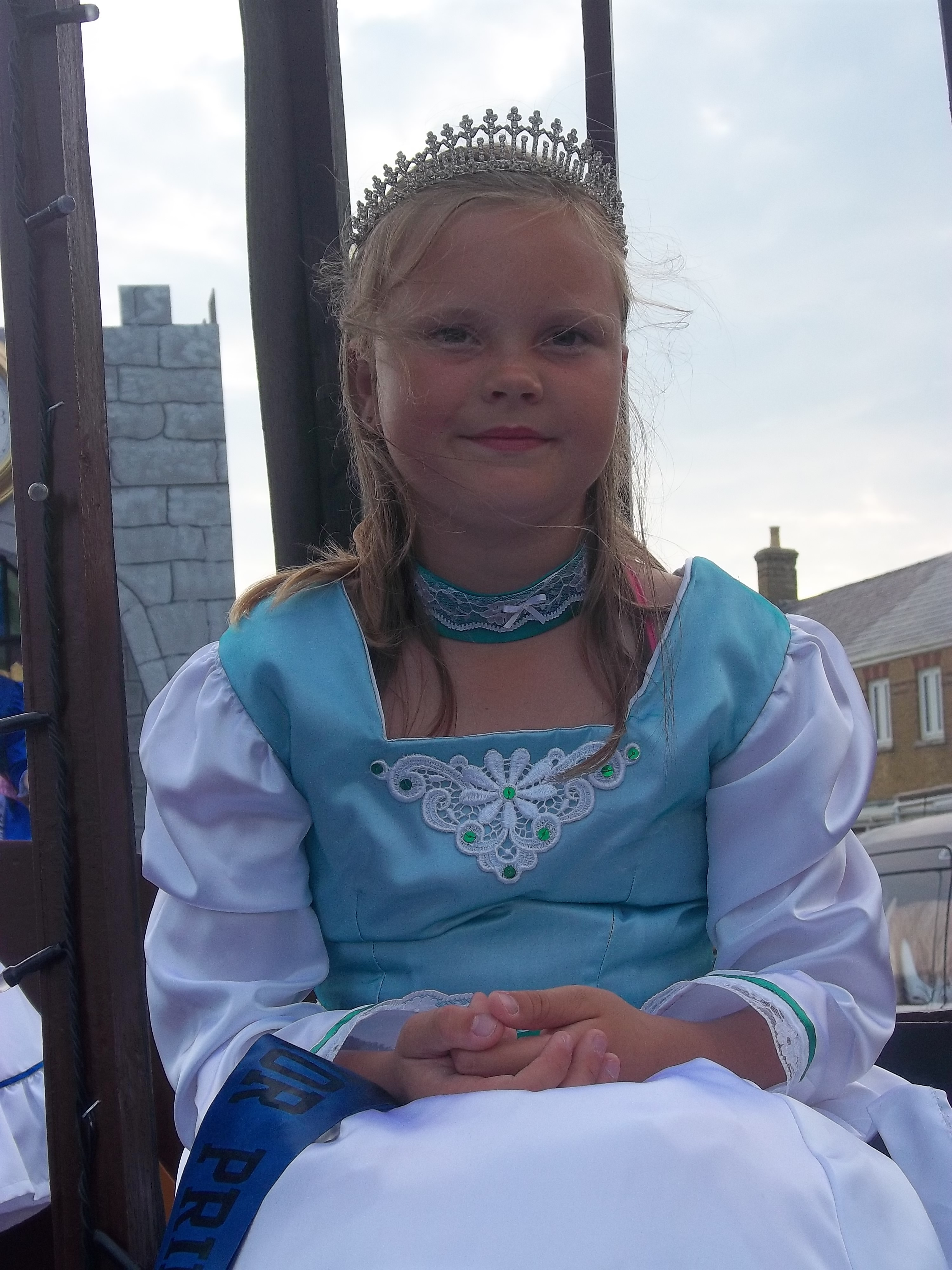 Sandown Carnival- Ventnor Junior Princess- Katie