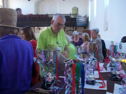 Sorting out the cups