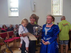 Prize-giving