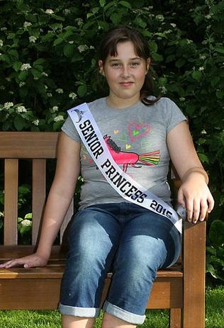 Isobel- Senior Princess