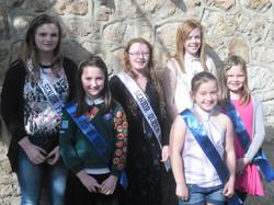 Ventnor Queens and Princesses 2014