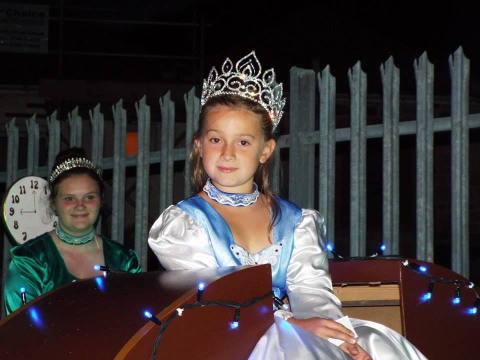 Ventnor Junior Queen- Bailey