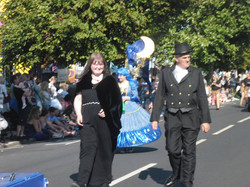 Ryde Carnival Shania and Ron