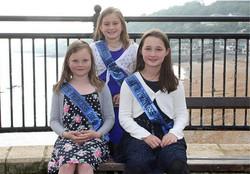 Ventnor Junior Queen and Princesses