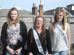 Senior Queen and Princesses
