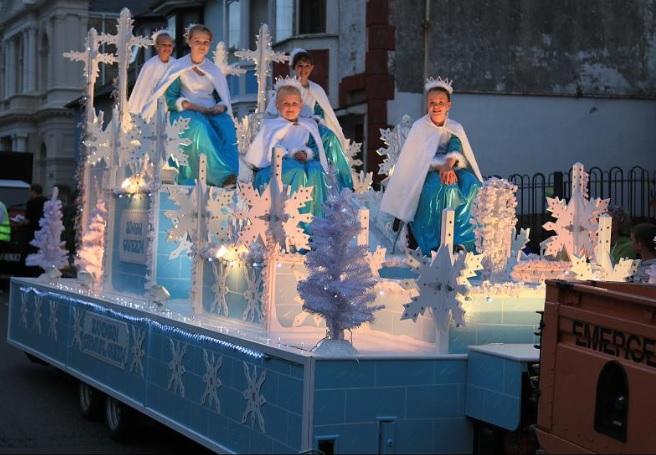 Sandown Carnival Queens