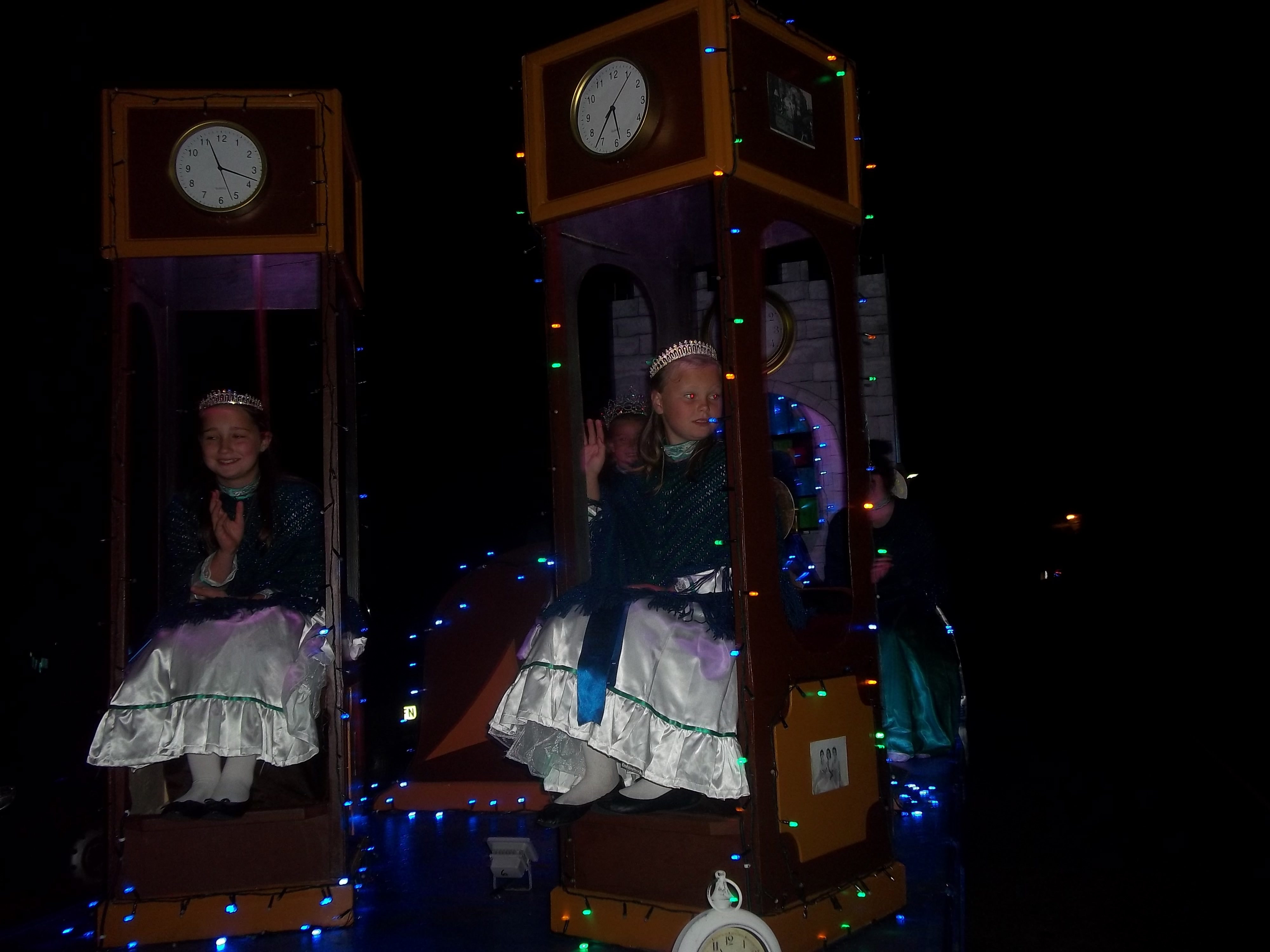Cowes Illuminated- Ventnor Junior Princesse