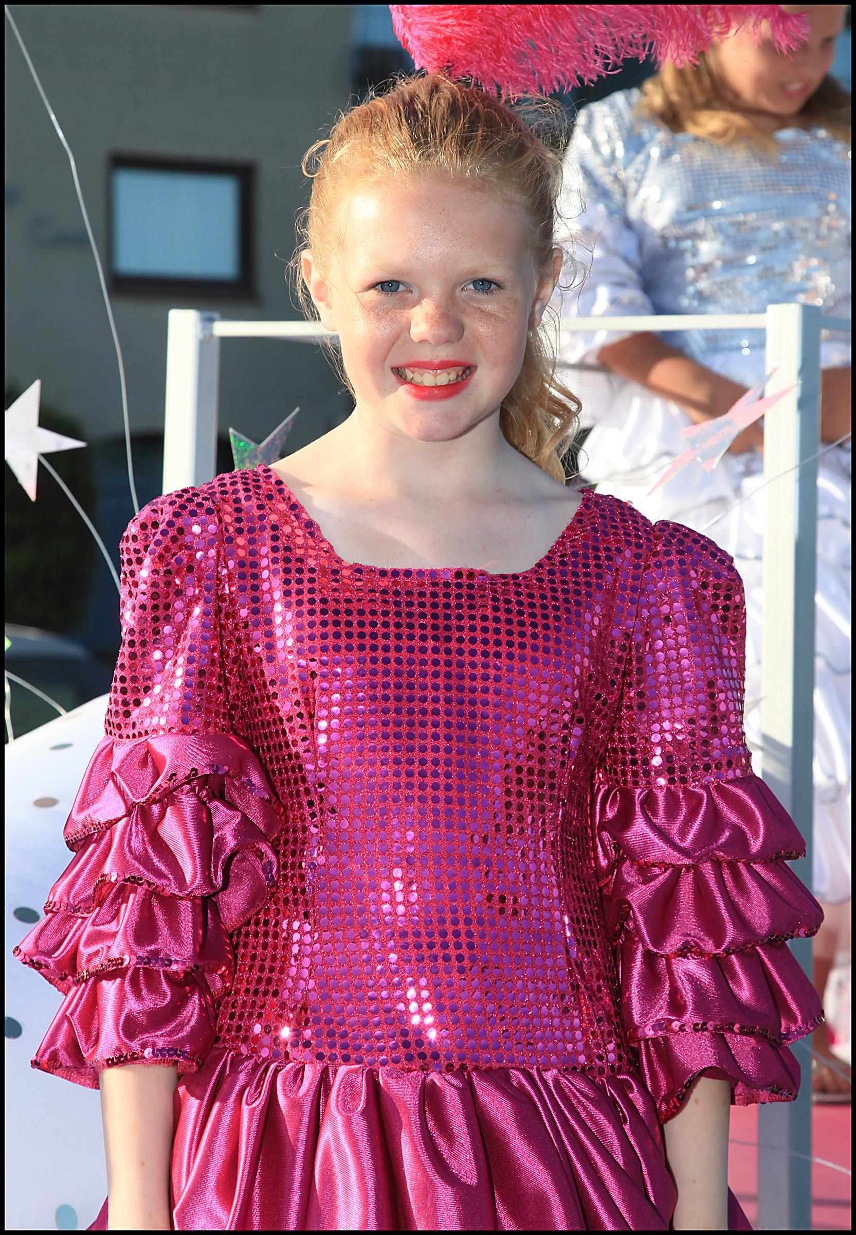Amy- Senior Princess