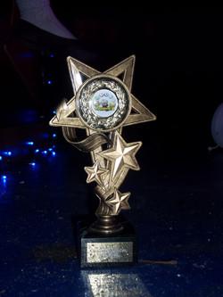 Sandown Winter Carnival- 1st place
