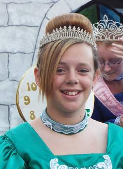 Senior Princess- Ellie Scovell