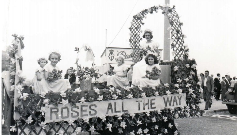 Roses All The Way 1950