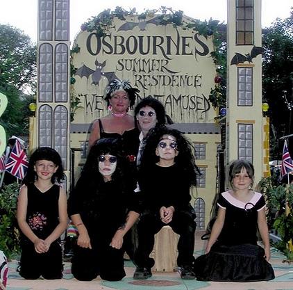Osbournes Summer Residence