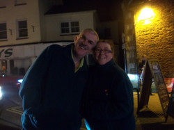 Newport Christmas Carnival- Ron and Jane