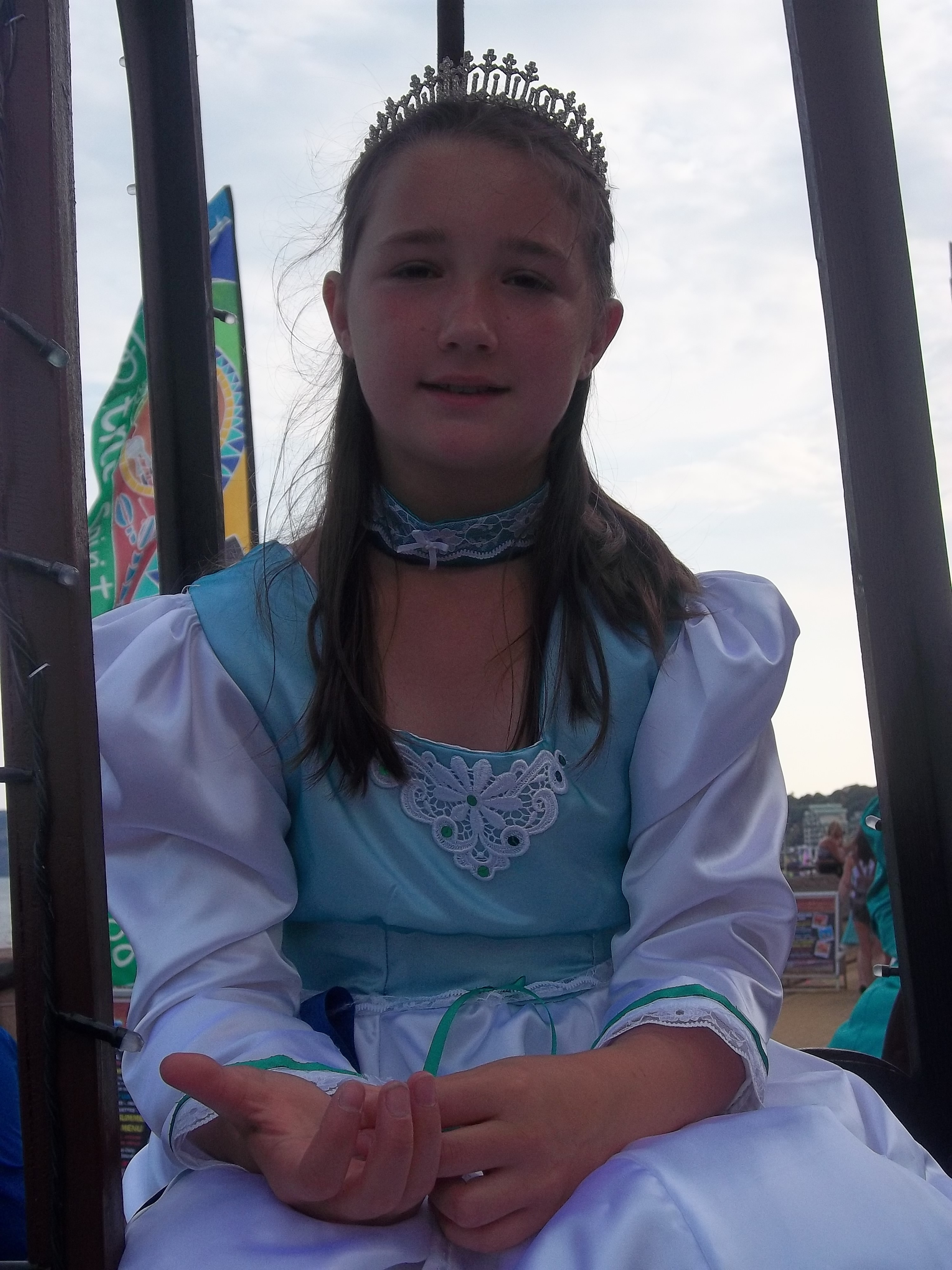 Sandown Carnival- Ventnor Junior Princess- Taryn