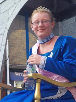 Cowes Carnival- Ventnor Senior Queen