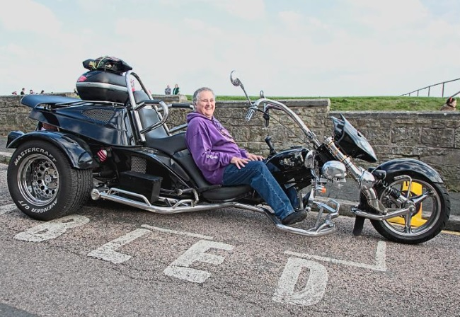 Wight Bikes and Trike