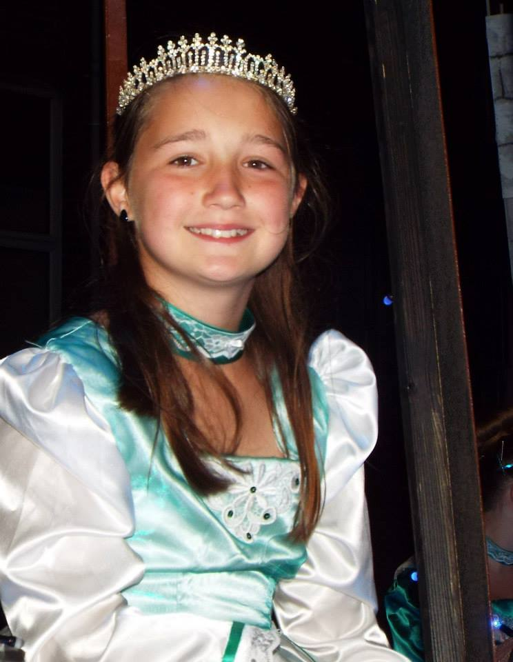 Taryn- Ventnor Junior Princess