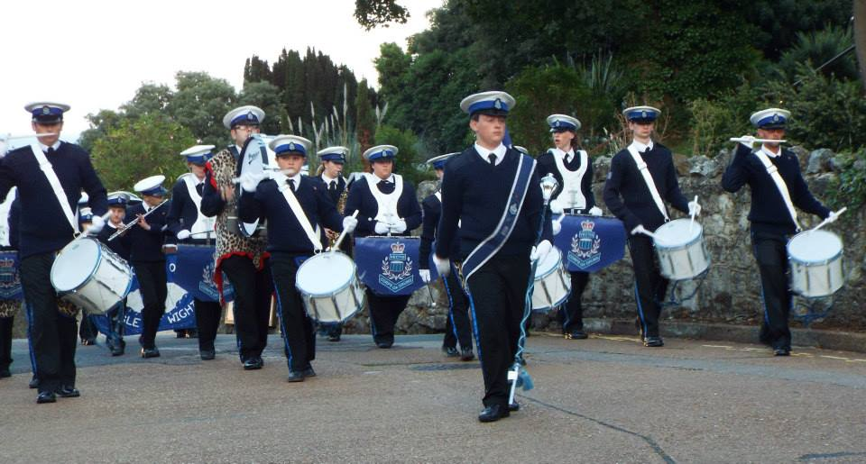 Vectis Corps of Drums