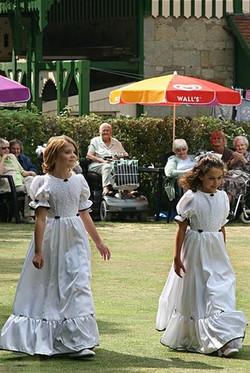 Junior Princesses Entry