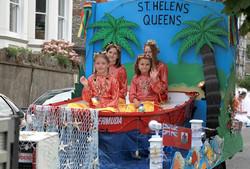 St Helens Queens