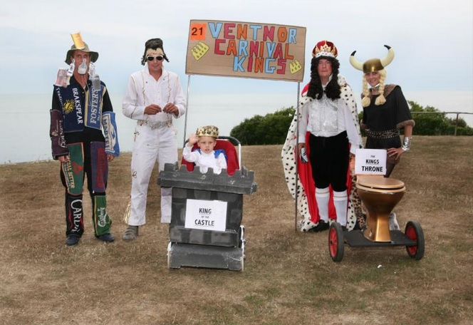 Ventnor Carnival Kings