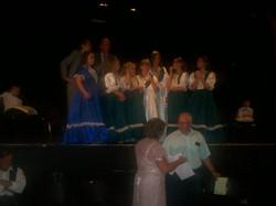 Queens and Princesses judging