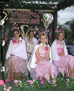 St Helens Carnival Queens