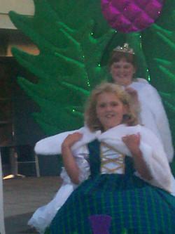 Junior Queen and Princess