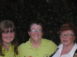 Shanklin Illuminated-Shania, Jane and Teresa