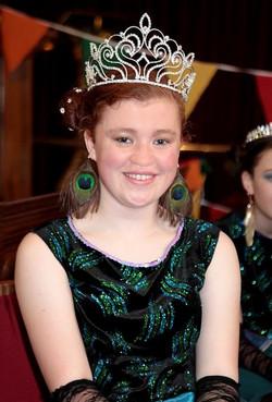 Senior Queen- Jess Mansell