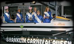Shanklin Carmival Queens
