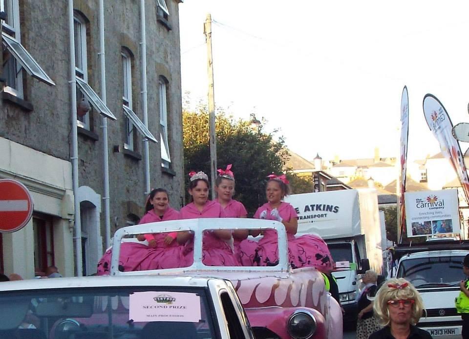 Newport Carnival Queens