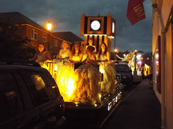 Cowes Carnival Queens
