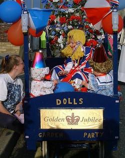 Dolls Garden Party