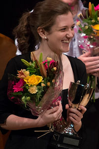 Ruth Hallows Cello PYMB Winner 2014