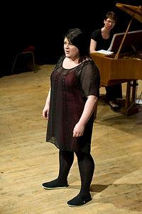 Laura Schofield Vocalist