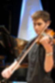 Max Salata Violinist