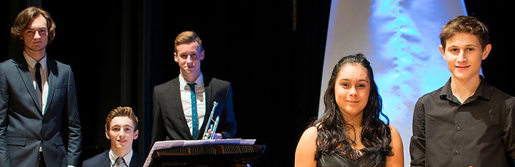 Five young musicians - PYMB finalist 2016