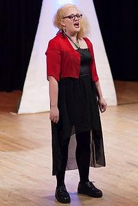 Georgina Parker Vocalist