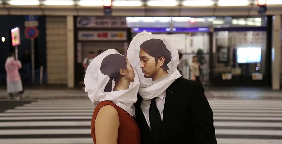 《KISS-Rene Magritte-》